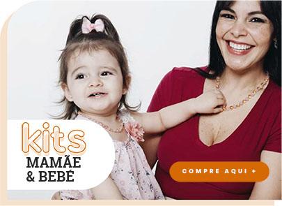 Kits Mamãe & Bebé - Banner